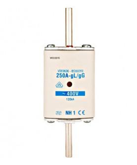 Produkt: POISTKA NOZOVA NV2 250A 400V qG KOMBI