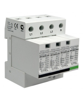 Produkt: ZVODIC PREPATIA TTVL-1+2-325-2 B+C 12,5kA 3P+NPE DS134RS-230/G