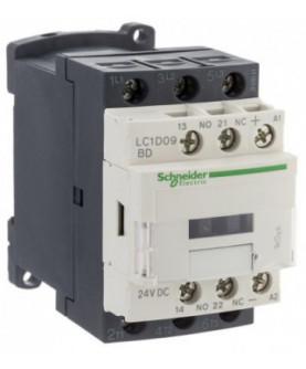 Produkt: TE- STYKAC LC1D12BD 12A 24VDC