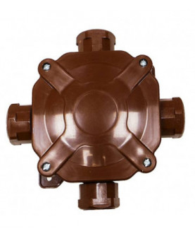 Produkt: KRABICA ACID IP67 HNEDA A.0035BR