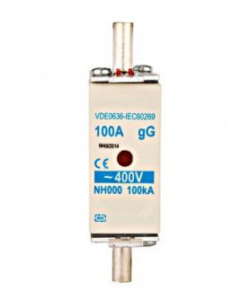 Produkt: POISTKA NOZOVA NV00 C 125A gG 500V