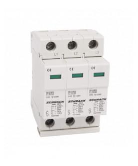 Produkt: SCHRACK ZVODIC B+C 3P 12,5kA/280V UAS IS210448