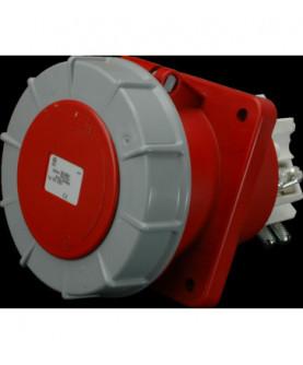 Produkt: ZASUVKA 400V 4P 125A IP67 IEGN 12543