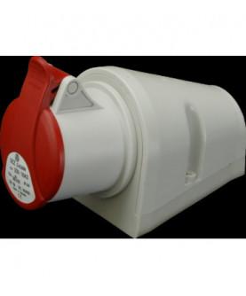 Produkt: ZASUVKA 400V 4P 32A IP44 IZN 3243