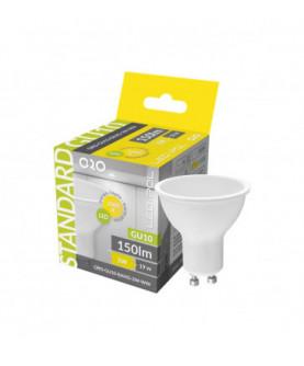 Produkt: ZIAROVKA ORO-GU10-2W-BAHO-WW 5901752714588+REC.POPLATOK 0,01€/ks