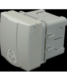 Produkt: ZASUVKA 400V 4P 32A IP44 IZV 3243