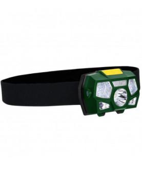 Produkt: NEDES CELOVKA NABIJACIA LED/3W-LH01R