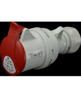 Produkt: ZASUVKA 400V 5P 16A IP44 ISN 1653