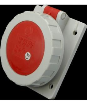Produkt: ZASUVKA 400V 4P 16A IP67 IEG 1643