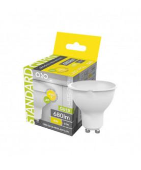 Produkt: ZIAROVKA LED ORO-GU10-HERA-8W-II-BD 5902533190119+REC.POPLATOK 0,01€/ks