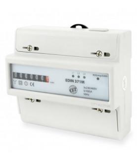 Produkt: ELEKTROMER 3-FAZOVY 100A LE-03 MECHANICKY