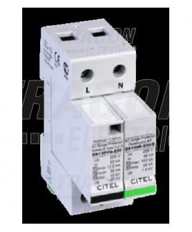 Produkt: ZVODIC PREPATIA TTVL-1+2+3 VG 12,5kA 1P+NPE DS132VGS-230/G
