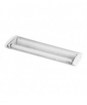 Produkt: ORO-SVIETIDLO PARED-2xT8120 IP20 5901549640274+LED ZIARIVKY 18W-POWER-GLASS-DW