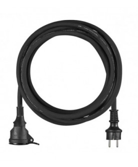 Produkt: PREDLZOVACI KABEL 1-ZAS-5m 1,5mm GUMA P01705