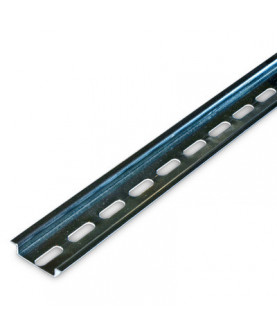 Produkt: LISTA DIN35/1P ZN 1000x7,5mm PERFOROVANA