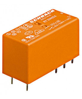Produkt: SCHRACK RELE 2P 8A 12VDC RT424012