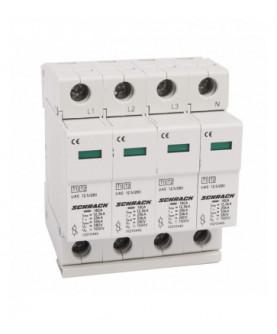 Produkt: SCHRACK ZVODIC B+C 4P 12,5kA/280V UAS IS210449